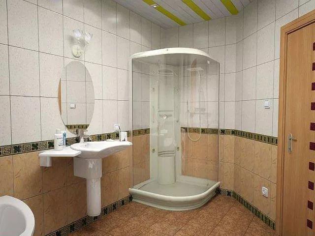 Ремонт ванной в тирасполе 9