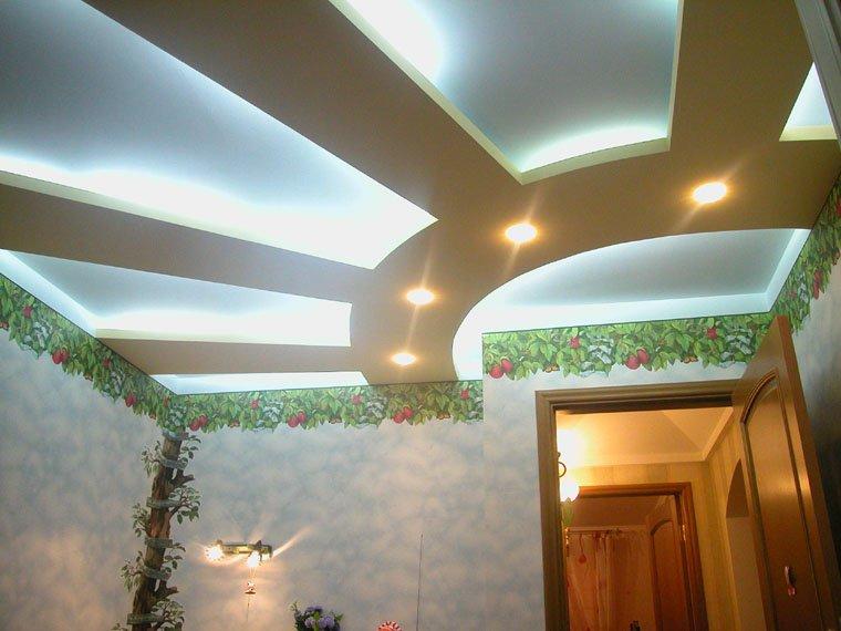 Гипсокартон потолок тирасполь 2