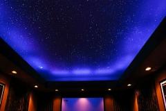 Натяжные потолки - звёздное небо 10