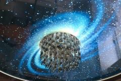 Натяжные потолки - звёздное небо 6