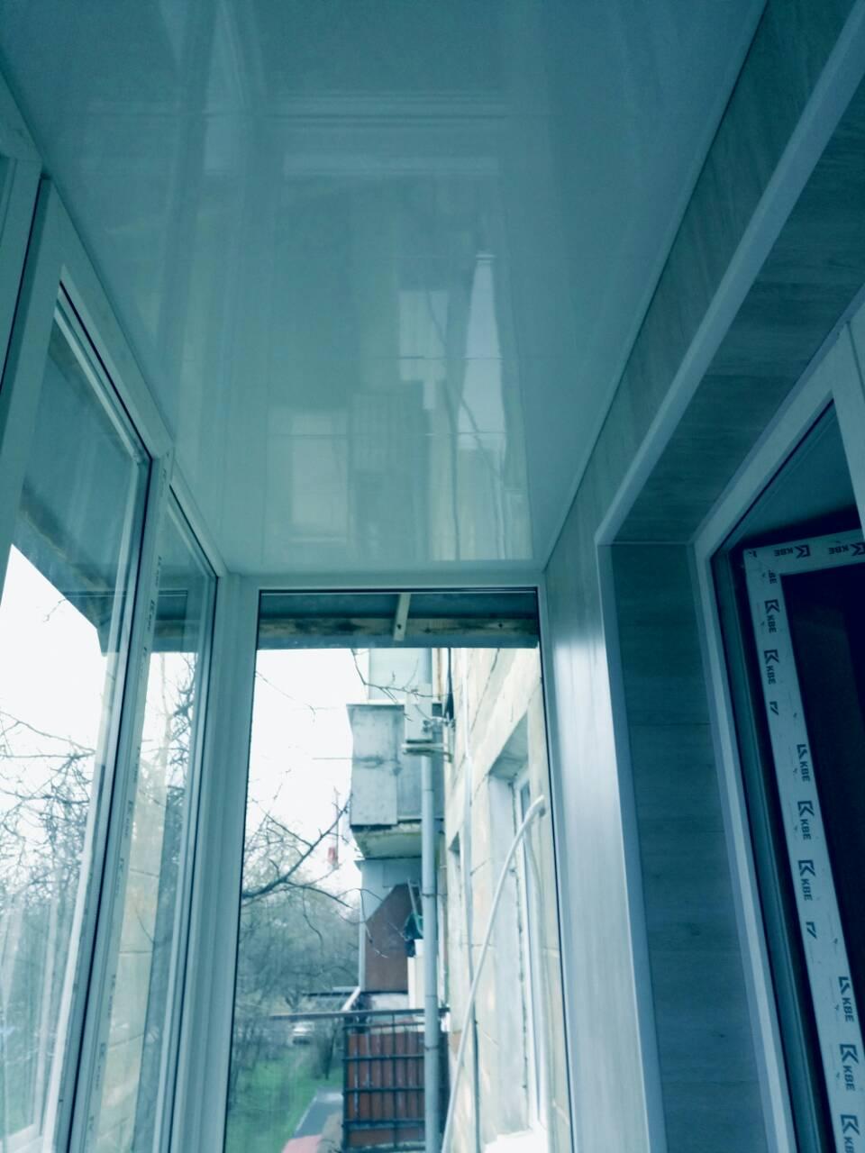 Внутренняя отделка балконов Тирасполь После 8