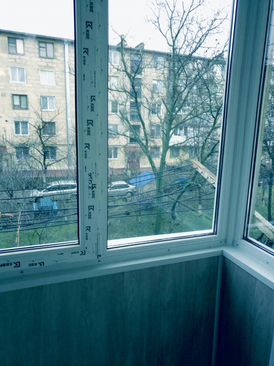 Внутренняя отделка балконов Тирасполь После 9