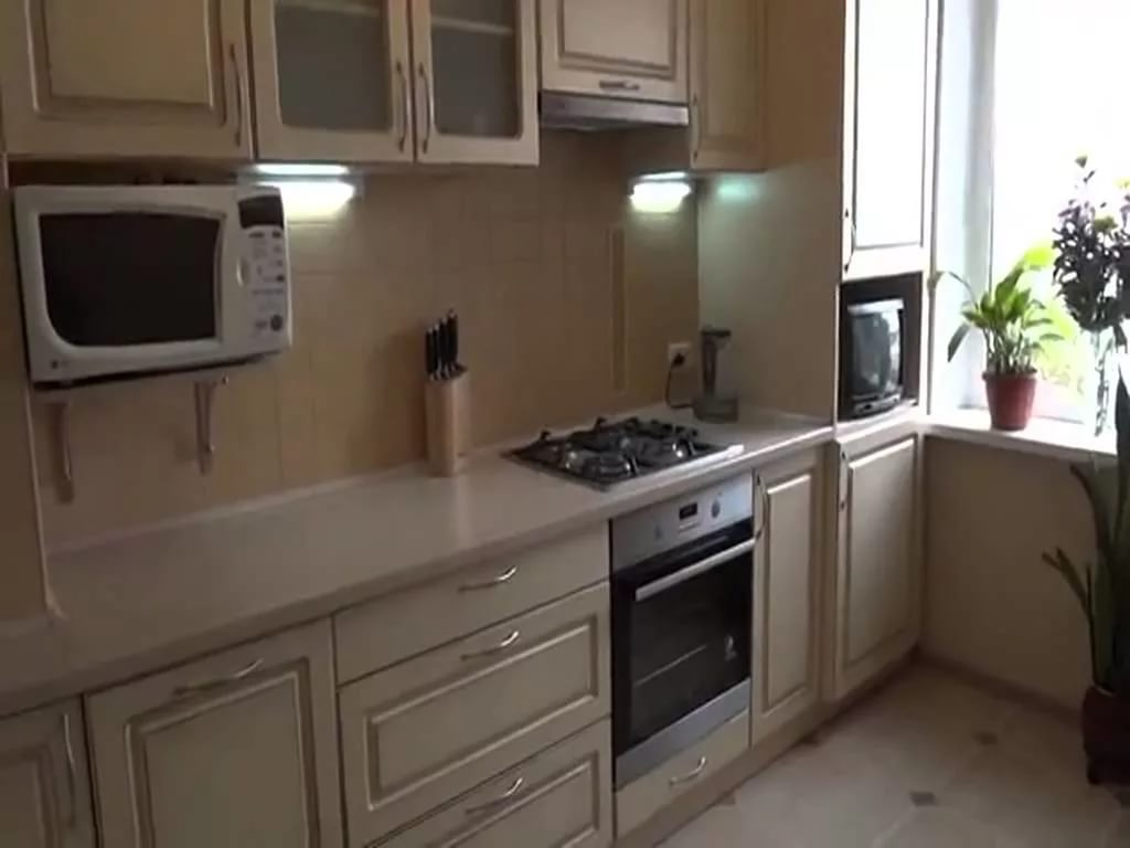 Большие кухни 7