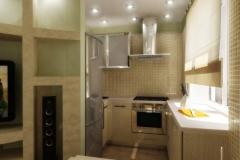 Большие кухни 3
