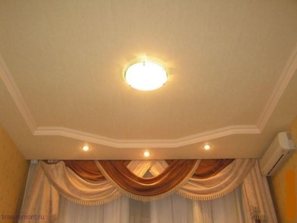 гипсокартоновый-потолок14