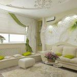 Ремонт гостинной в Тирасполе