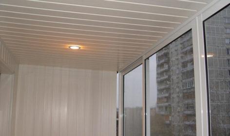 Вагонка пвх для балкона в Тирасполе