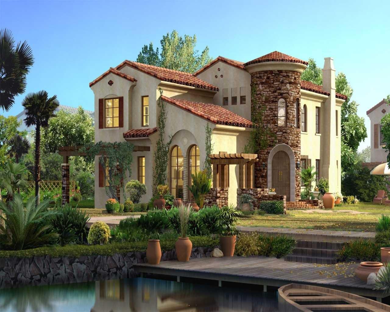 Красивые Дома within 81 Удивительно Картинки Красивых Домов