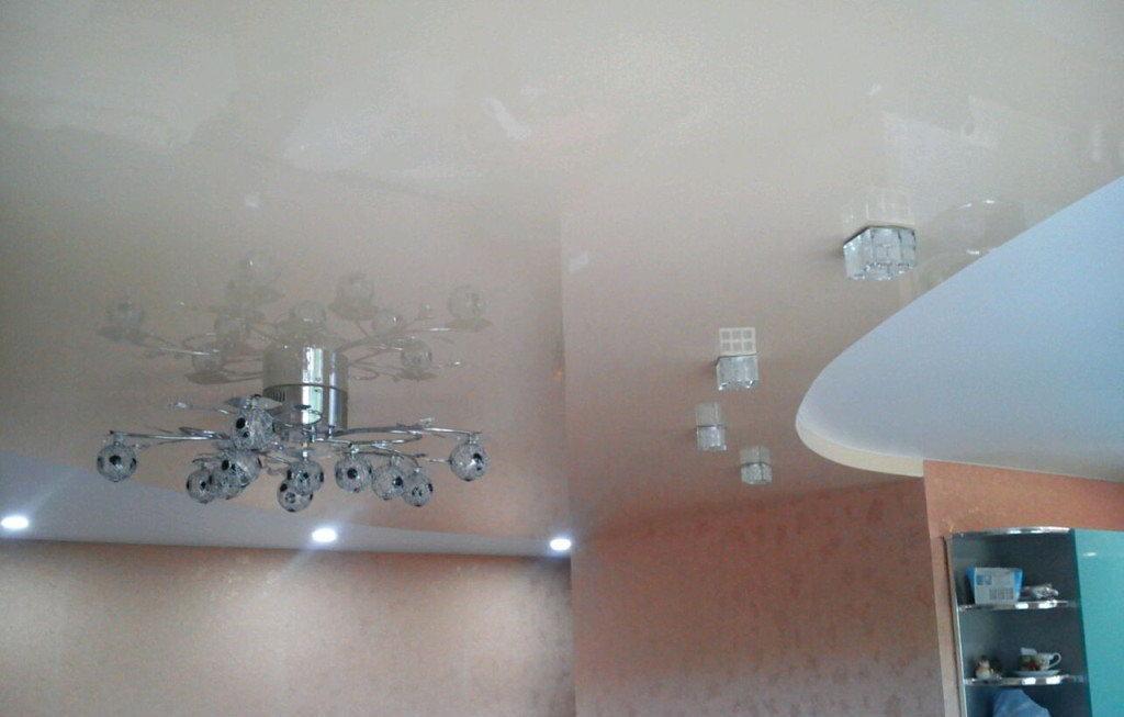 резиновые потолки