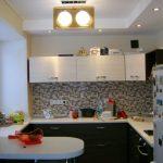 Кухни большие – ремонт в Тирасполе (ПМР)