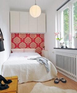 Спальня хрущёвка 4