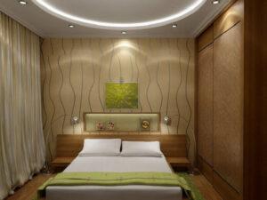 Спальня хрущёвка 8